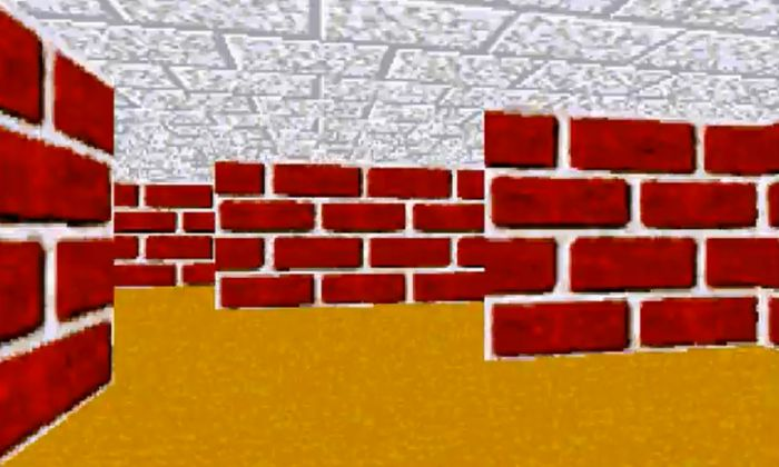 Windows 3D Maze